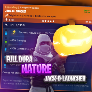 I will send you a Nature JackO 20/20
