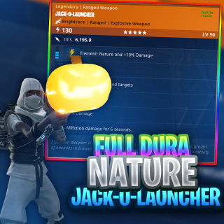I will deliver a Nature JackO 20/20