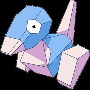 Porygon | Shiny Porygon Level 100, 6 iv and Candy Fed!