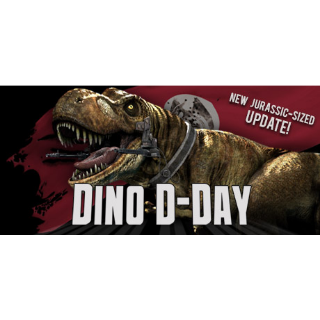 Dino D-Day Steam key global