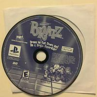Bratz Ubisoft Entertainment Adventure Sony Playstation PS1 Video Game