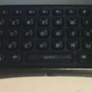 Microsoft Xbox 360 Remote Controller Chatpad Typing Keypad Keyboard