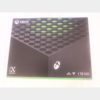 New Sealed Microsoft Xbox Series X 1TB Video Game Console System