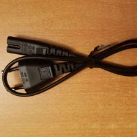 Well Shin European Power Cord Adapter Ws-027 Female to Ws-006 Male
