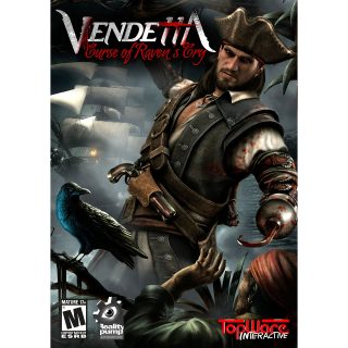 Vendetta Curse of Raven's Cry (STEAM VALUE 30$)