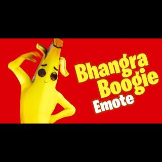 Code   Bhangra Boogie