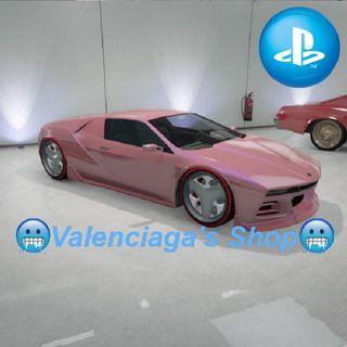 Modded SC1 Car
