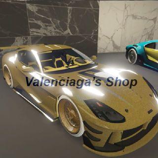 Vehicle   Modded Itali GTO Car