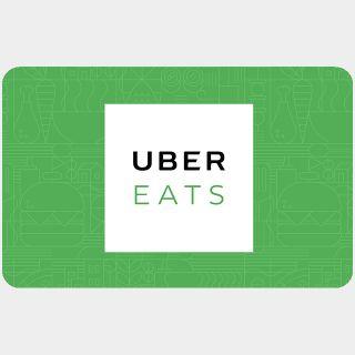 $10.00 Uber Eats