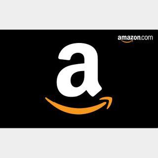 $10.00 Amazon (2x $5)