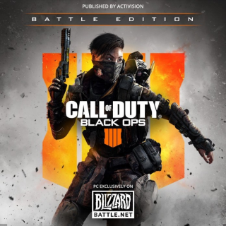 Call of Duty Black Ops 4 Battle Edition + Additional Content