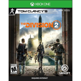 Tom Clancy's The Division 2 - Xbox One [Instant] U.S.