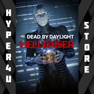 🔑🤖 Dead by Daylight: Hellraiser Chapter - Steam Key GLOBAL