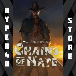 🔑🤖 Dead by Daylight: Chains of Hate Chapter - Steam Key GLOBAL