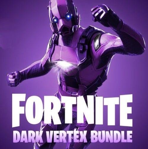 Dark Vertex Fortnite Cosmetic