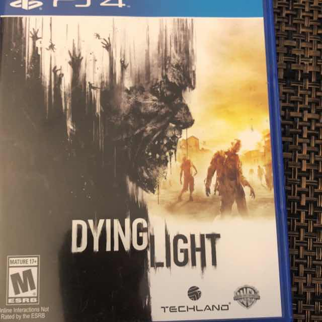 Dying Light - PS4 Games (Good) - Gameflip