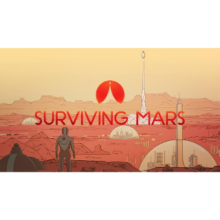 Surviving Mars STEAM GLOBAL AUTO DELIVERY