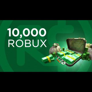 Robux   10 000x