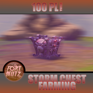 I will do some storm chests for you and your friend
