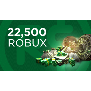 Robux   22 500x