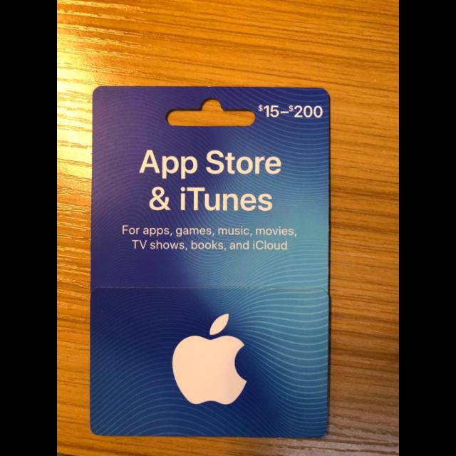 $200 00 Gift Card - iTunes Gift Cards - Gameflip