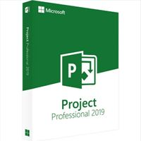 Microsoft Projet✅Professional 2019✅KEY [100% GENUINE] FAST DELIVERY