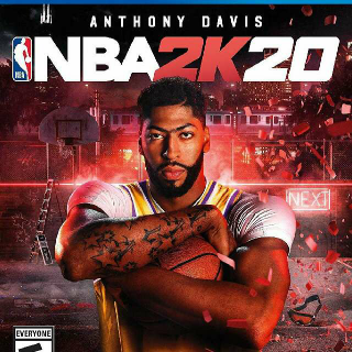 NBA 2k 20 Ps4 Disc Only