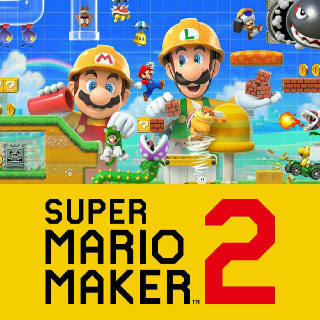 Super Mario Makers 2 New Switch
