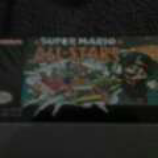 Super Mario All Stars Cart Only Snes