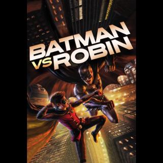 Batman vs. Robin | HDX