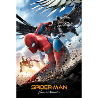 Spider-Man: Homecoming | HDX