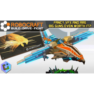 Robocraft Eagle Pack E3 2017 Digital Ticket