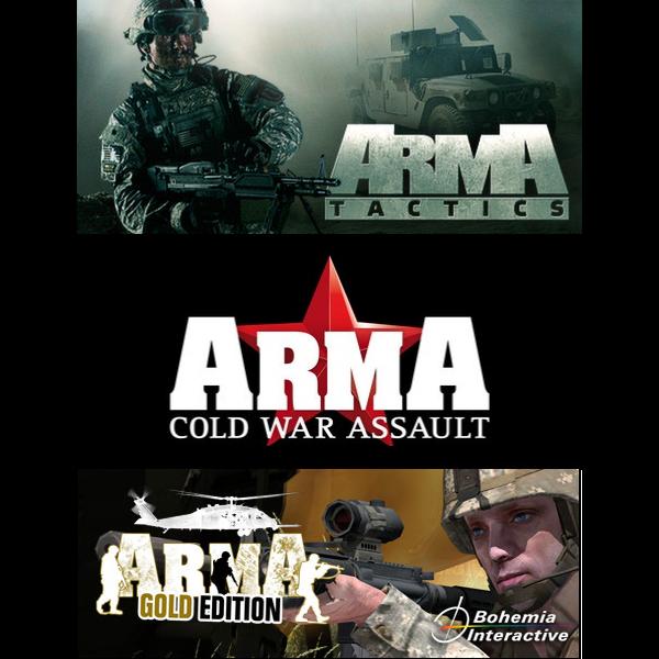 arma gold gog