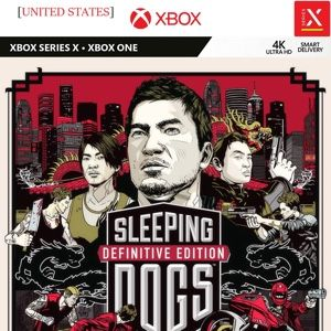 [US]Sleeping Dogs: Definitive Edition - Xbox Series X|S /Xbox One