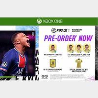 FIFA 21: Pre-Order DLC - Xbox One
