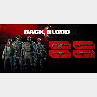 Back 4 Blood - Battle Hardened Bundle - Xbox Series X S, Xbox One