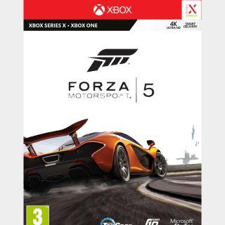 Forza Motorsport 5 - Xbox Series X|S / Xbox One