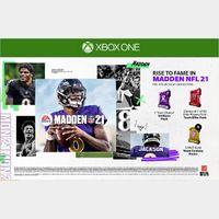 Madden NFL 21: Pre-Order DLC - Xbox One