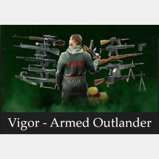 Vigor: Armed Outlander Bundle - Xbox Series X S, Xbox One