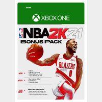 NBA 2K21: Pre-Order Bonus DLC- Xbox One