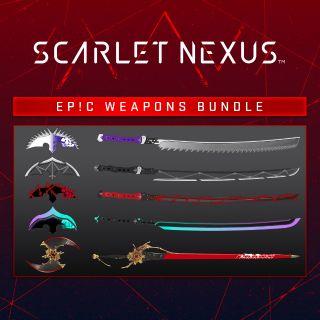 [STEAM]SCARLET NEXUS: Weapon Bundle
