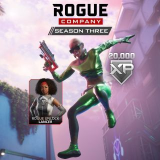 Rogue Company: Season Three Perk Pack - Xbox Series X S, Xbox One