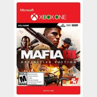 Mafia III: Definitive Edition - Xbox One l Digital Global