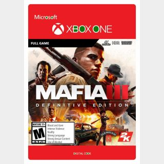 Mafia III: Definitive Edition - Xbox Series X|S, Xbox One