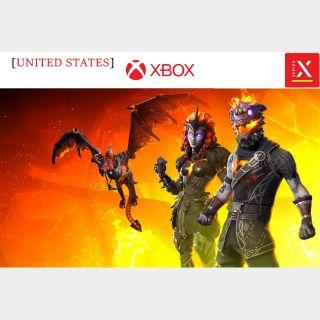 [US]Fortnite - Lava Legends Pack - Xbox Series X|S /Xbox One
