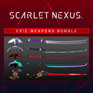 SCARLET NEXUS: Weapon Bundle - STEAM