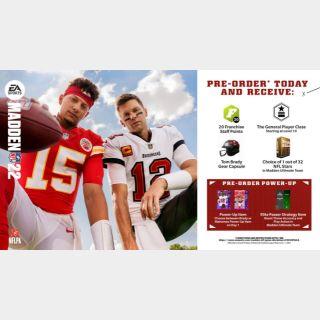 [PS4/EU]Madden NFL 22: Pre-order DLC
