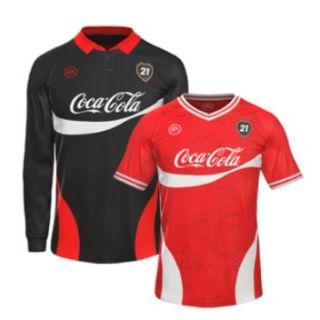 FIFA 21: Coca-Cola Kit Pack DLC - Xbox Series X S, Xbox One