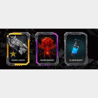 GEARS 5: Swarm Lancer Weapon Skin