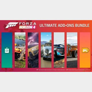 [US]Forza Horizon 4: Ultimate Add-Ons - Xbox Series X S,Xbox One